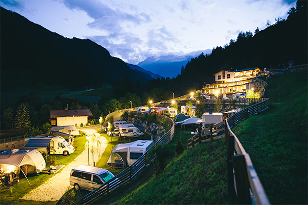 Camping Passeiertal Südtirol