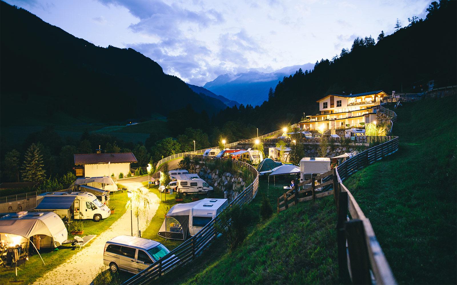 Camping Zögghof St. Leonhard Südtirol