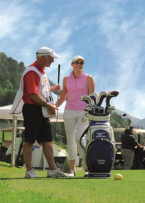 Golfen in St. Martin
